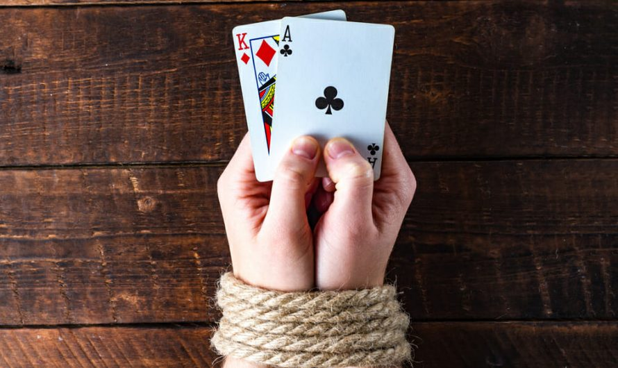 The Principle and Peculiarities of Gambling Addiction
